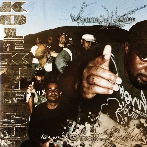 "Album KOLEKTIF SUD, ""Sentié Lyrikal"" - MLKProd (2009) TI YAB ZEN"