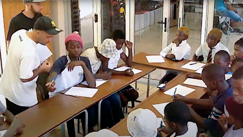 J'ai animé un atelier Rap à Soweto avec le Kolektif