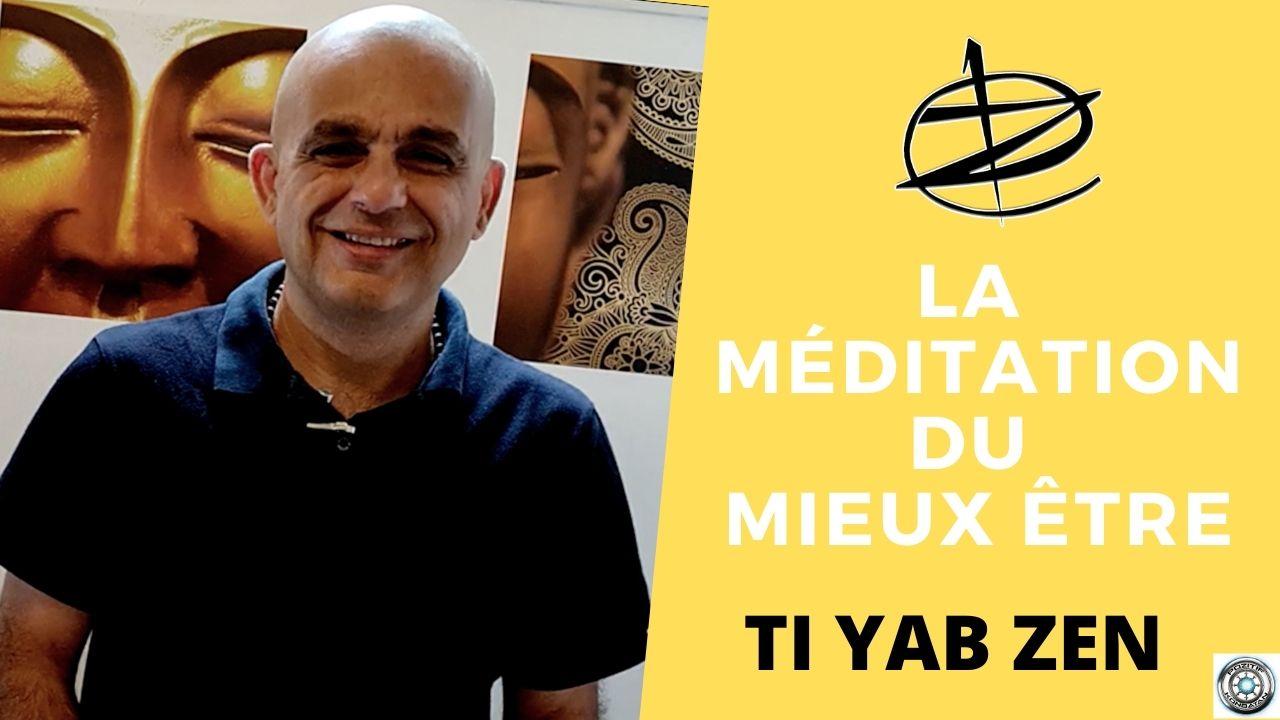 La méditation du mieux-être