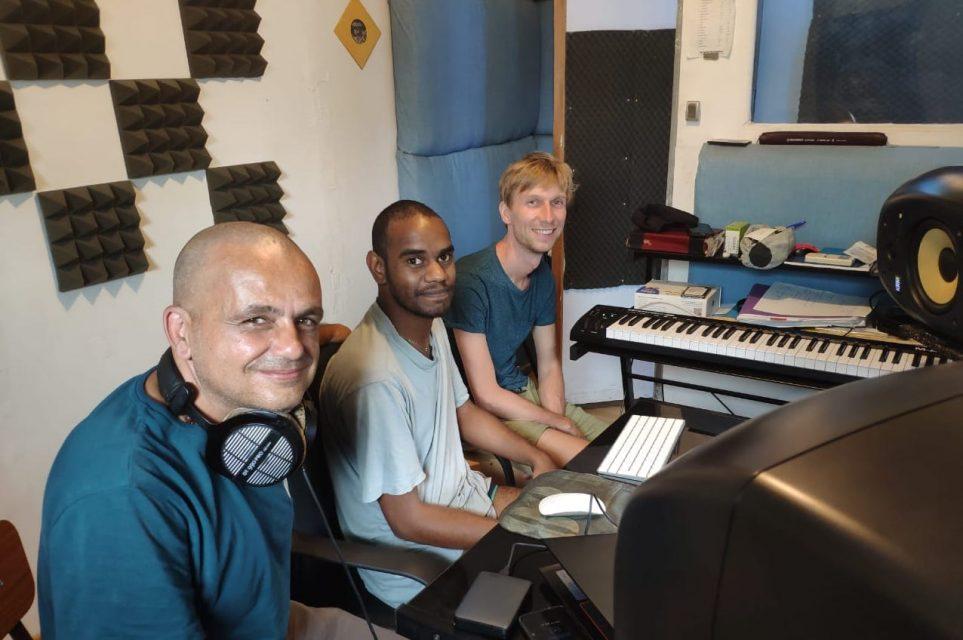TYZ' est en studio