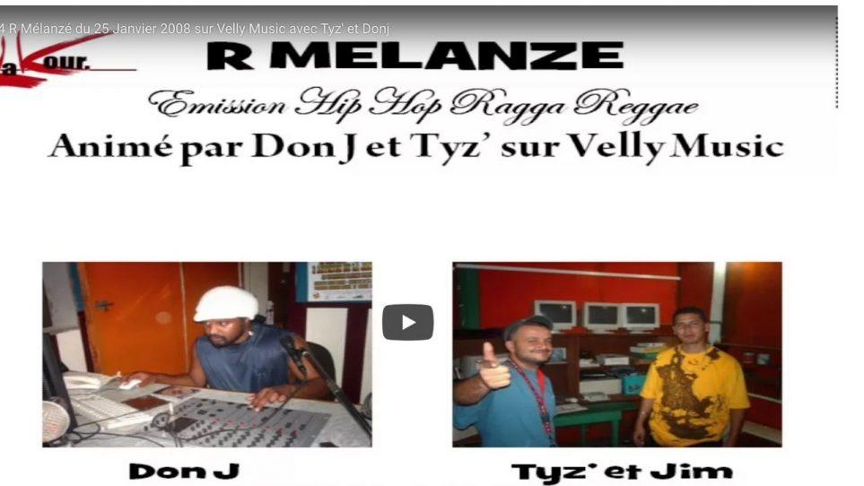 L'émission de radio «RMélanzé»