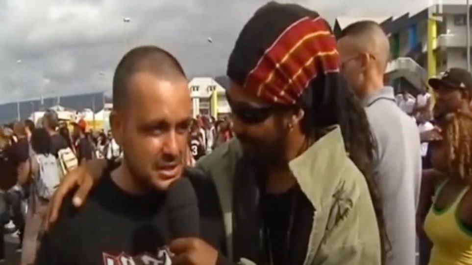 Interview du Kolektif Sud au festival de hip-hop Big Up974
